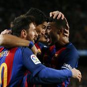 Messi, tireur d'élite, qualifie le Barça
