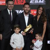 Messi, un homme en or