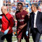 Ousmane Dembélé rétabli pour le Clasico Real-Barça ?