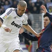 Pepe Real Madrid - Barcelone