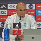 Pour Zidane, Benzema fait «un blocage»