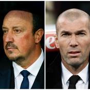 Real Madrid : Benitez remplacé par Zidane ?
