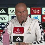 Real Madrid: Zidane très zen sur sa gestion de la pression