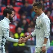 Ronaldo insulte Zidane ... qui clôt l'incident