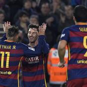 Tellement facile à l'aller, le Barça part à Valence sans la MSN
