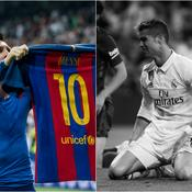 Tops/Flops Real Madrid-FC Barcelone : Messi en or, Ronaldo en plomb