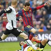 Un Barça méconnaissable