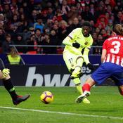 Valverde : «Dembélé, un joueur de grand talent»