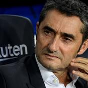 Ernesto Valverde - Crédit : LLUIS GENE / AFP