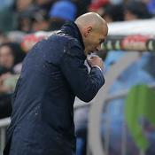 Zidane et la situation au Real : «C'est une mauvaise passe, rien d'autre»