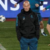 Zidane et le retard du Real Madrid : «Je ne vais pas chercher d'excuses»