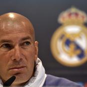 Zidane : «Le Clasico ? Ce n'est pas décisif»