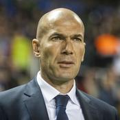 Zidane : «Quand on perd un match, c'est la catastrophe»
