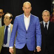 Zidane : «une fierté d'entraîner la meilleure équipe du monde»
