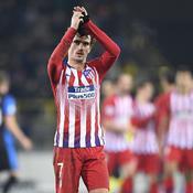 Griezmann devient le meilleur buteur étranger de l'Atlético Madrid en Liga