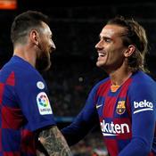 Messi : «Un mensonge de dire que je ne voulais pas de Griezmann»