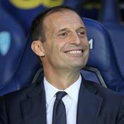 Allegri, Juventus de Turin, Série A