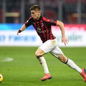 Match aller pour rien entre la Lazio et l'AC Milan en Coupe d'Italie