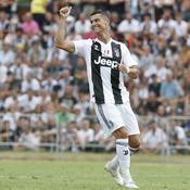 Débuts remarqués pour Cristiano Ronaldo, double-buteur
