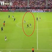 Juve-Tottenham: perte de balle de Rabiot ... et but somptueux de Kane