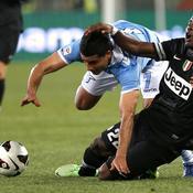 Lazio Rome - Juventus 0-2