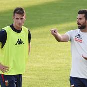 L'aventure au plus haut niveau débute au Genoa pour coach Motta