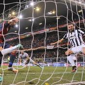 La Juve coince, la Roma revient