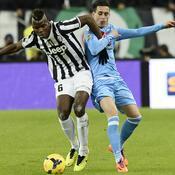 Paul Pogba Juventus-Naples