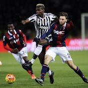 La Juventus cale à Bologne