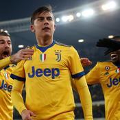 La Juventus et Naples s'échappent