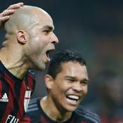 Le Milan écrase le derby