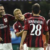 Le Milan repart de l'avant
