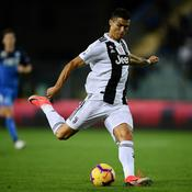 Le missile de Cristiano Ronaldo avec la Juventus