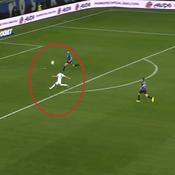 Le premier (joli) but de Ribéry avec la Fiorentina en vidéo