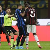Inter Milan Balotelli Guarin