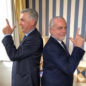 Après Sarri, place à Ancelotti au Napoli