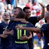 Quatre à la suite pour l'Inter Milan, la Roma s'éveille