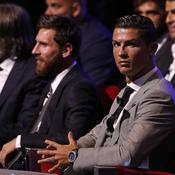 Ronaldo évoque une «rivalité salutaire» avec Messi