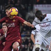 L'Inter à l'arrêt, Milan et la Roma grignotent