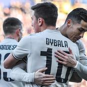 La Juventus retrouve le sourire en Serie A
