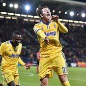 La Juventus reste au contact du Napoli