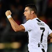 Cristiano Ronaldo flambe et porte la Juventus Turin