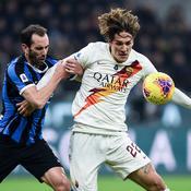 L'Inter Milan, tenu en échec par la Roma, voit son fauteuil de leader menacé