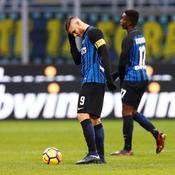 L'Inter Milan tombe de haut, Naples reprend le pouvoir