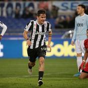 Dybala délivre la Juventus sur le fil contre la Lazio