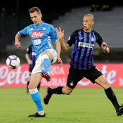 Serie A : Naples-Inter Milan en direct