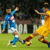 Naples arrache le nul contre la Roma