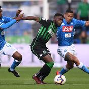 Serie A: Sassuolo-Naples en direct