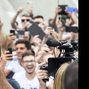 Stade champêtre et sécurité maximale pour la première de Ronaldo avec la Juventus