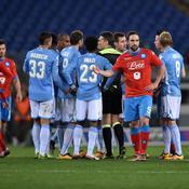 Un match de Serie A interrompu après des cris de singe dans les tribunes